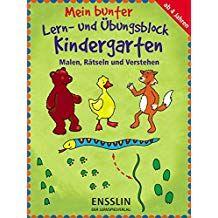 mein lieblings block schwungubungen und erste buchstaben kindergarten ab 5 jahren spielen ratseln selber machen