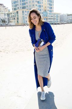 Louise Roe - What to wear on a weekend getaway - Front Roe blog
