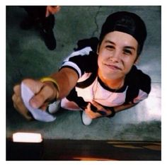 Imagine Matthew Espinosa giving you his number