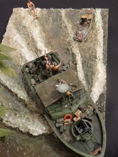 Dioramas and Vignettes: Catch the wave!, photo #19