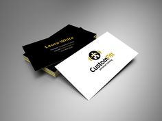 Customfitt Business Cards