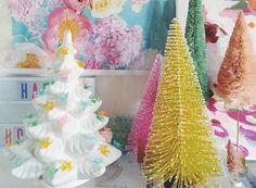 Pastel Christmas wonderland!