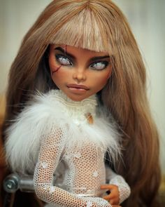 #monsterhighdoll #monsterhighooak #monsterhighcustom #customdoll #artist #art #artdoll #art
