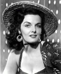 Jane Russell Golden Age Of Hollywood, Vintage Hollywood, Hollywood Stars,  Classic Hollywood, ee5fe5a0d121