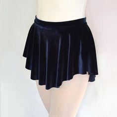 Navy Blue Velvet Ballet Dance SAB Skirt by RoyallDancewear Ballet Wear, Ballet Dance, Ballet Leotards, Ballet Shoes, Dance Shoes, Cute Skirts, Dance Outfits, Dance Costumes, Dance Wear