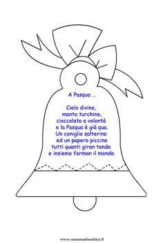 Si è cercato poesie pasqua - Pagina 3 di 6 - Mamma e Bambini