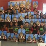 B.Garza Middle school Field Trip