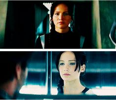 Catching Fire. The last one! Cinna! :(