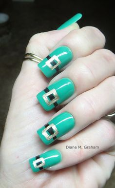 St Patrick's mani