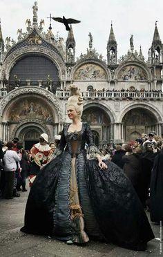 Carnaval de Veneza,  Itália