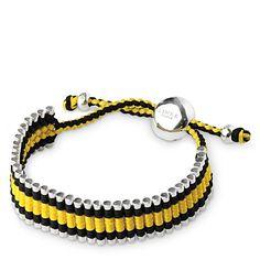 Links of London grown up friendship bracelet. Nothing says you're a fabulous friend like a hand woven bracelet.