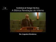 A Bíblica Revelação do Inferno - Augustus Nicodemus (Áudio)