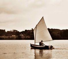 Annabelle - Sails for Dave Gentry Skin on Frame Boat Plans
