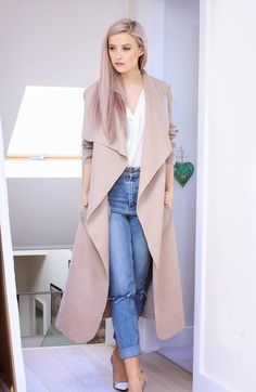 Gianvito Rossi's and Mom Jeans   Inthefrow