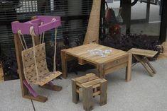 Pallet Furniture for Kids