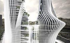 Здания в Китае