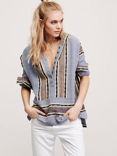 Baja Pullover Top from Free People!