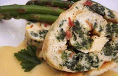 Egg Roulade with Spinach, Feta and Fresh Herbs - KUTV.com