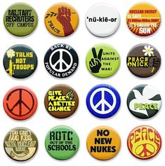 Hey, I found this really awesome Etsy listing at https://www.etsy.com/listing/182677691/hippie-pin-back-buttons-set-of-16