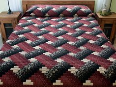Weaver Fever Quilt -- marvelous carefully made Amish Quilts from Lancaster (hs6379)