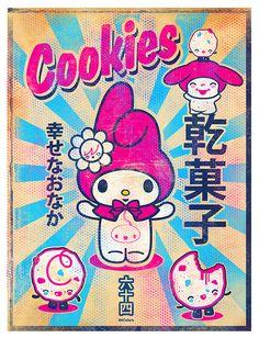 Cookies!!! #Sanrio
