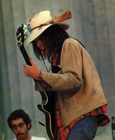Neil Young at Berkeley, 1975