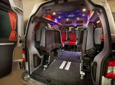 Carsport Volkswagen Transporter -invataksi - Jonasson Oy - Carsport