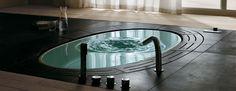 Teuco Bathtubs- Sorgente Sunken bathtub