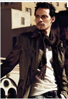 Marc Anthony is a Puerto Rican from NYC.  He will always have a special place in my heart. I'm so proud of you Marc!