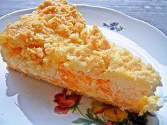 Auf der Suche nach einem wirklich leckeren Schmandkuchen… Sugar and Spice: Mandarinen-Schmand-Kuchen mit Streuseln
