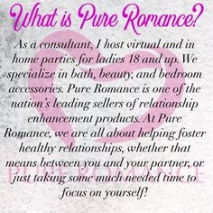 What Is Pure Romance, Pure Romance Games, Pure Romance Party, Pure Romance Consultant, Interactive Posts, Health Education, Party Themes, Party Ideas, Healthy Relationships