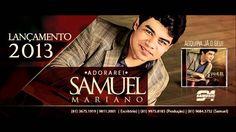 Samuel Mariano - Tempo de Voltar | Single 2013