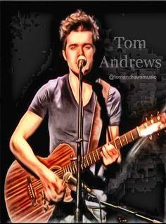 Tom's acoustic guitar