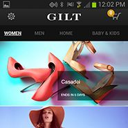 Gilt Group executive at the Mobile Marketing Association's SM2 conference said that leveraging push notifications for shoppers with products that are on wait lists is an example of a mobile feature that makes sense for the company.