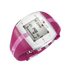 Polar Watch Fitness Training Heart Rate Monitor Calorie Pulse FT4 Sports Purple
