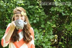 How to make a Hippie Headband! Henrietta and   Clementine Blog! A blog aimed at easy projects for teen girls!