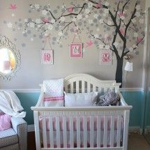Great site with lots of Nursery ideas... AWESOME site!!