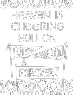 Lds Coloring Pages, Free Adult Coloring Pages, Mandala Coloring Pages, Coloring Books, Scripture Crafts, Bible Crafts For Kids, Scripture Study, Color Quotes, Reference Letter