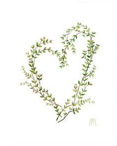 heart entwined II by Golly Bard, via Flickr