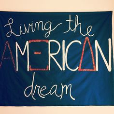Living the American dream, AXiD
