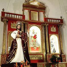 Alégrate pueblo! :) Invitados a la Santa Misa de las 19:00 horas en el Santuario Arquidiocesano del Señor San José para la bendición de la imagen del Sagrado Corazón de Jesús el cual será parte del Altar Mayor.