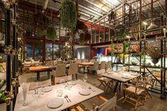 Vivarium Restaurant by HYPOTHESIS & Stu/D/O Architects, Bangkok – Thailand »