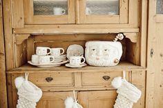 Santa Mug Collection Christmas Coffee, Cozy Christmas, White Christmas, Christmas Crafts, Christmas Ideas, Santa Mugs, Diy Projects, Holiday Decor, Collection