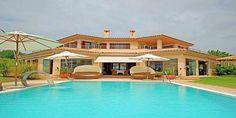http://baxson.com/index.html Modern Finca in S'Alqueria Blanca with wonderful views