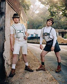 Paul Rudd & Seth Rogan for @Steph DeSimone