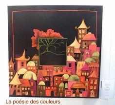 La poésie des couleurs: 20ème Carrefour européen du patchwork 2014 (2)