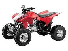 New 2014 Honda TRX®450R ATVs For Sale in Maryland. Performance that's been proven time and again. If you're looking for a sport ATV with a serious racing pedigree, then you've found it: the TRX®450R. Winner of multiple Baja 1000s, the TRX450R offers up an ideal mix of performance, handling and power, thanks to a MX-inspired Unicam® liquid-cooled four stroke engine. Pro-Link® suspension with over 9 inches of travel. A Baja-proven chassis. And a convenient electric starter for quick starts out…