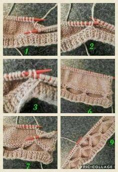 Save Those Thumbs - Diy Crafts - Marecipe Diy Crafts Knitting, Diy Crafts Crochet, Creative Knitting, Knitting Charts, Baby Knitting Patterns, Knitting Stitches, Knitting Designs, Knit Crochet, Military Guns