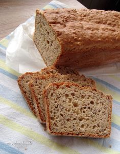 Meg's Handmade: Chleb bezglutenowy #2 (idealny!)