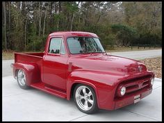 1953 Ford F100 Pickup 350 CI, Automatic at Mecum Auctions